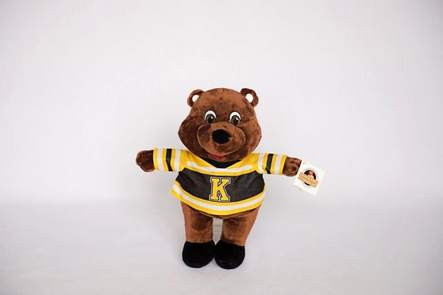Custom Plush Toy -Kingston Frontenacs