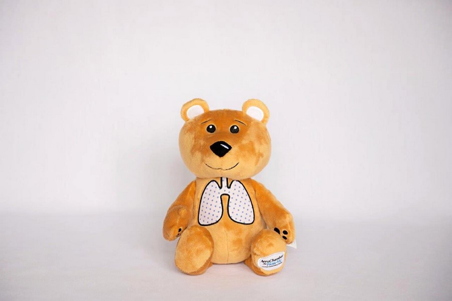 Custom Plush Toy -Trudell Medical International