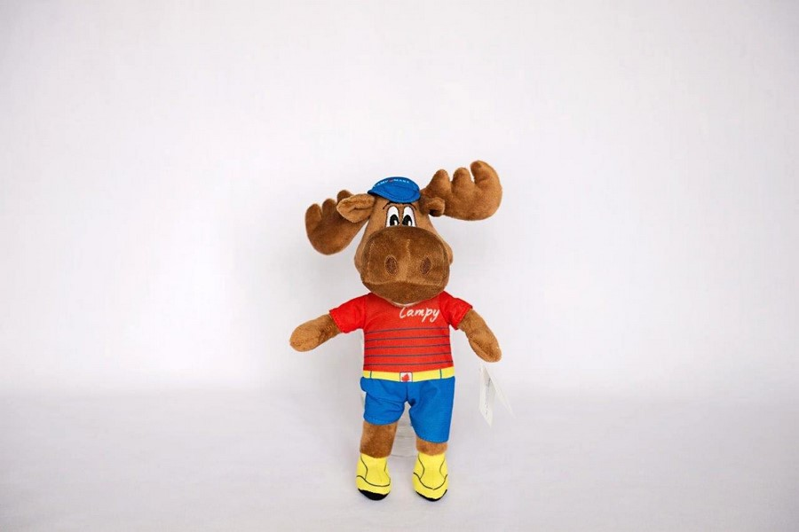 Custom Plush Toy -CampMart 401