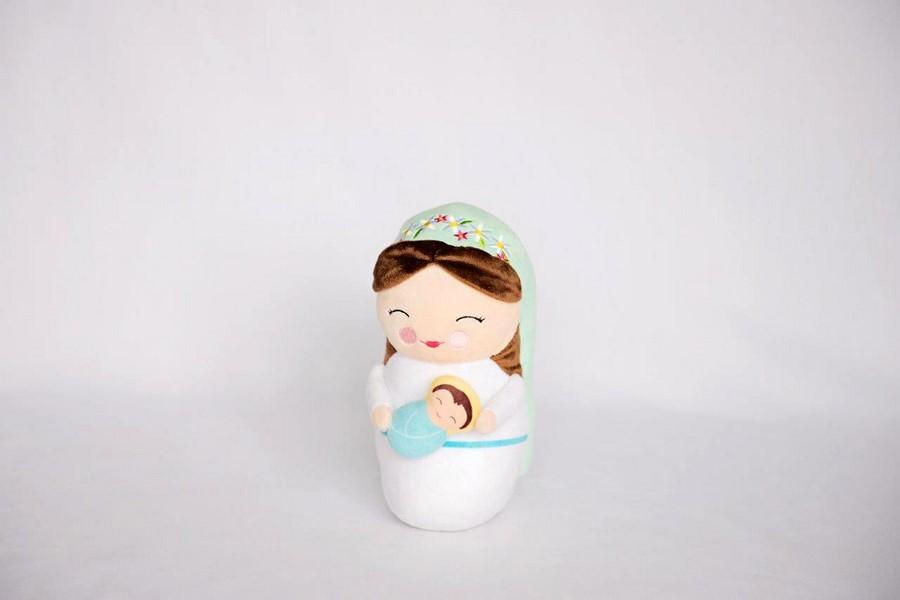 custom plush shining light dolls chicago illinois