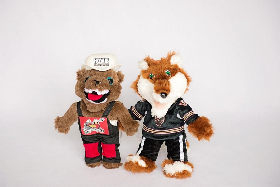 Calgary Roughnecks and Calgary Hitmen