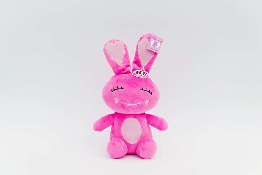 Custom Bunny Plush Toy - Happy Nu Nu