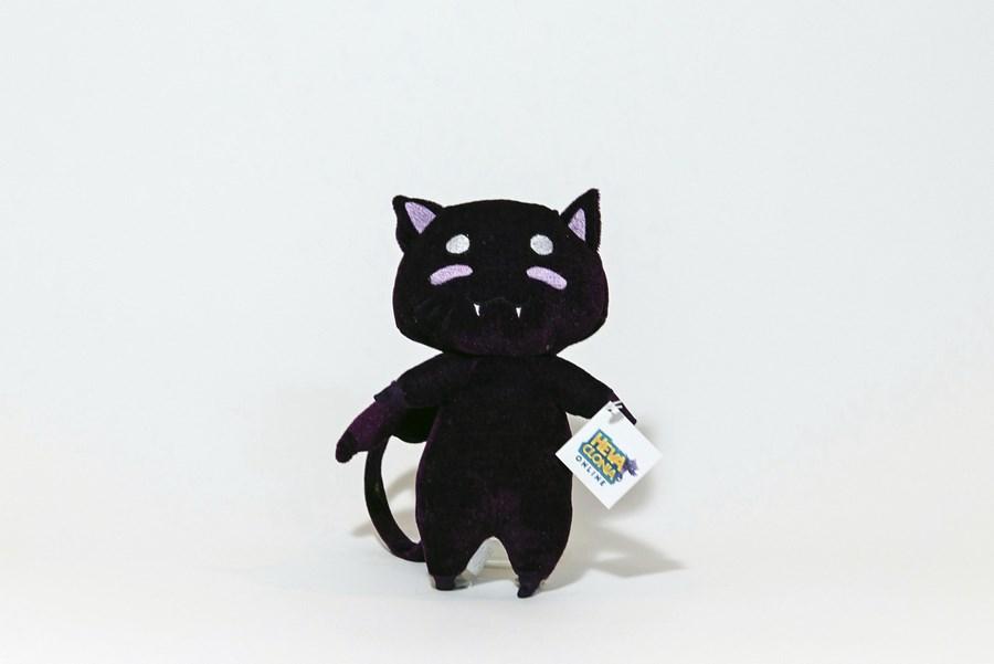 Custom Plush Toy - Cat Bat