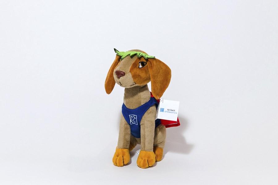 Custom Plush Toy Dog - Super Cooper