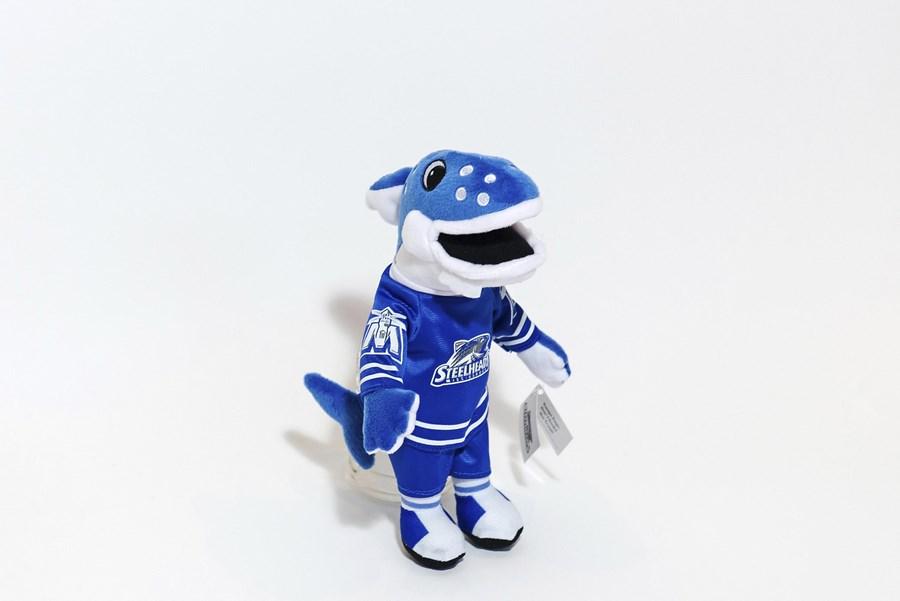 Custom Plush Mascot - Steelheads Shark