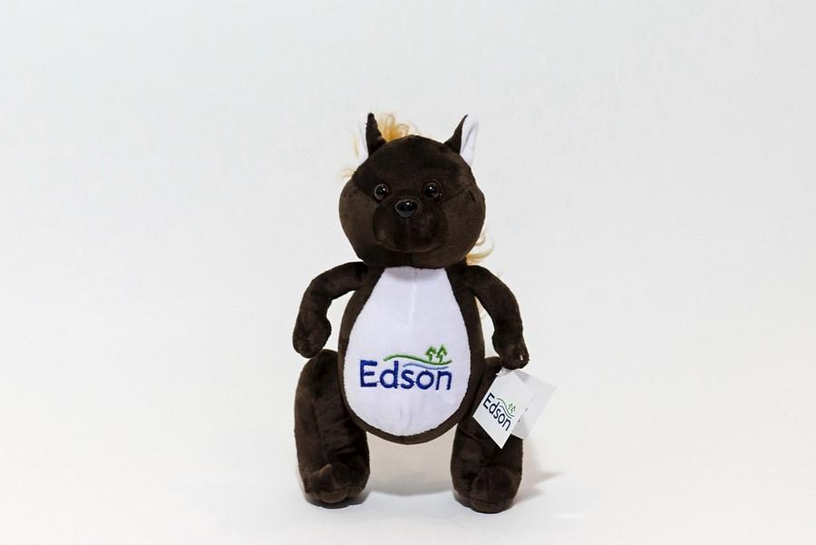 Branded Custom Plush Squirrel Toy -Edson