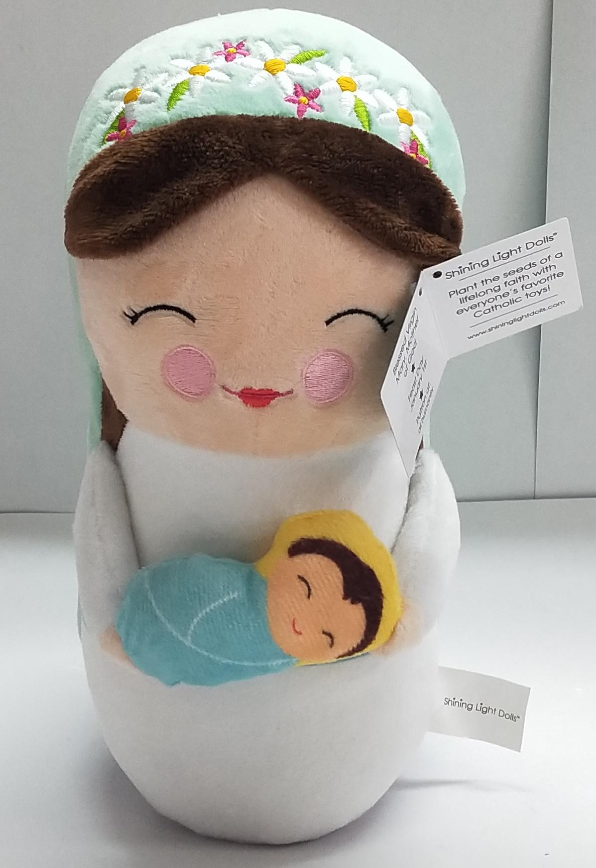 Shining Light Dolls custom plush