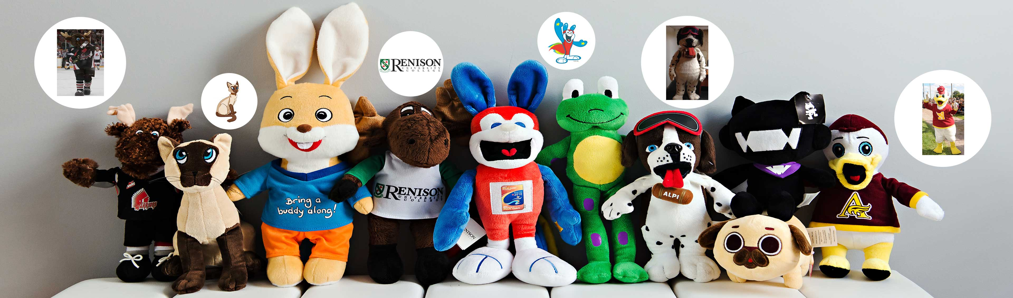 Branded Plush Toys by Custom Plush Innovations