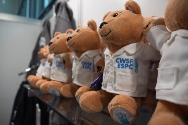 The World's Smallest Teddy Bears