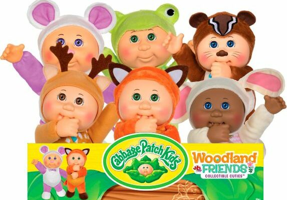 The Cabbage Patch Kid Craze